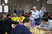 Командный ЧЕ по шахматам. Украина идет на второй позиции