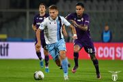 Серия А. Лацио вырвал победу в матче с Фиорентиной