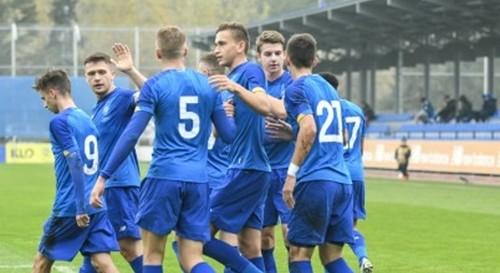 Динамо U-21 в матче с 7 голами переиграло Карпаты