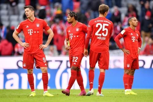 Бавария дома обыграла Унион, Боруссия Д на выезде сыграла вничью с Шальке