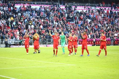 Бавария — Унион Берлин - 2:1. Видео голов и обзор матча