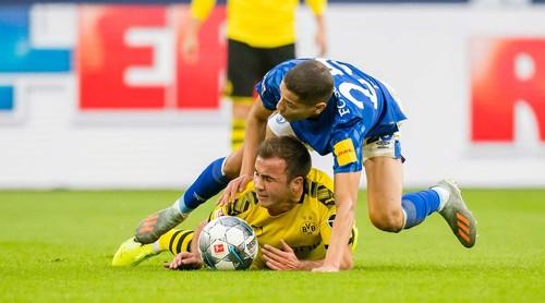 Шальке - Боруссія Дортмунд - 0:0. Огляд матчу