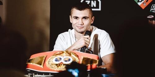 Продан защитил титул интерконтинентального чемпиона IBF