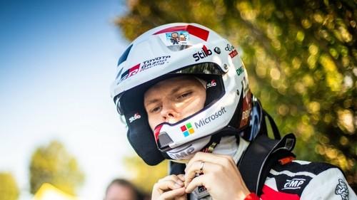 Эстонец Отт Тянак впервые выиграл чемпионат мира по ралли WRC