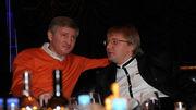 Сергей ПАЛКИН: «Ахметов может мне позвонить в 12 часов ночи»