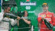 Себастьян ФЕТТЕЛЬ: «Мерседесу повезло выиграть в Мексике»