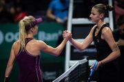 Кароліна ПЛІШКОВА: «Результат матчу був вирішений на тай-брейку»