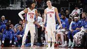 НБА. Детройт без Михайлюка одержал вторую победу в сезоне