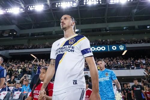 Ибрагимович вошел в символическую сборную сезона в MLS