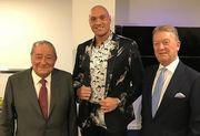 Боб АРУМ: «Фьюри станет абсолютным чемпионом мира»