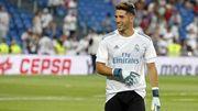 Лука Зідан буде другим воротарем Реала