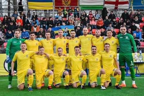 Назван состав сборной Украины по мини-футболу на Кубок мэра Киева