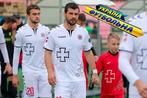 Україна футбольна з Іваном Кривошеєнком