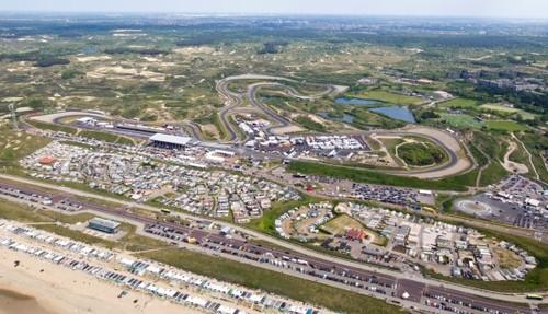 Видео. Как выглядит трасса нового гран-при Ф-1 в Нидерландах