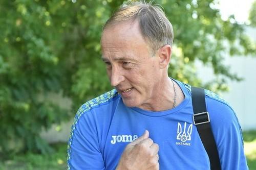 Украинская молодежка U-20 сыграла вничью спарринг с Колосом