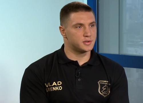 Владислав Сиренко проведет бой в Южной Африке
