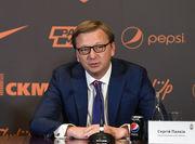 Сергей ПАЛКИН: «У меня нет контракта с Шахтером»