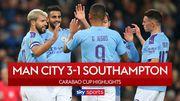 Манчестер Сити – Саутгемптон – 3:1. Видео голов и обзор матча