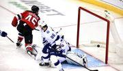 НХЛ. Яскравий матч Тампи з 13 шайбами, перемоги Едмонтона і Ванкувера