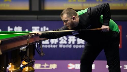 World Open: второй день прошел без сенсаций
