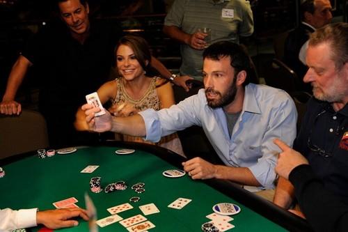 Бен Аффлек виграв чималу суму в одному з казино Лос-Анджелеса