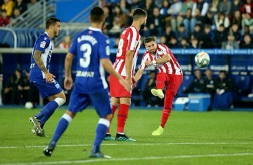 Алавес – Атлетико Мадрид  – 1:1. Видео голов и обзор матча