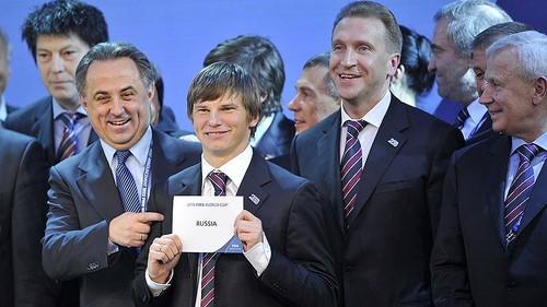 Обнаружены доказательства подкупа чиновников ФИФА для проведения ЧМ в РФ