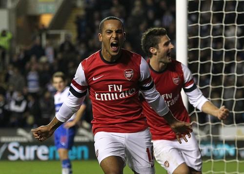 ВИДЕО. Семь лет назад Арсенал совершил камбэк с 0:4 против Рединга