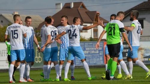 Минай выбил ФК Львов и вышел в четвертьфинал Кубка Украины