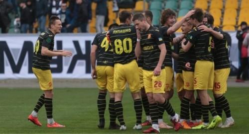 Ингулец выбил Днепр-1 и вышел в 1/4 финала Кубка Украины
