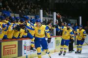 В составе сборной Украины по хоккею сыграет два россиянина