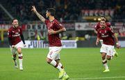 Милан минимально обыграл СПАЛ