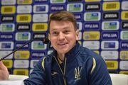 Ротань назвал состав сборной U-21 на матчи против Дании и Азербайджана