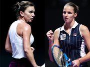 Визначилися пари півфіналісток Підсумкового турніру WTA