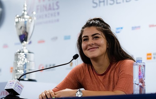 Андреєску знялася з матчу проти Світоліної