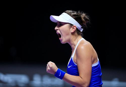 Стала відома суперниця Світоліної по півфіналу Підсумкового турніру
