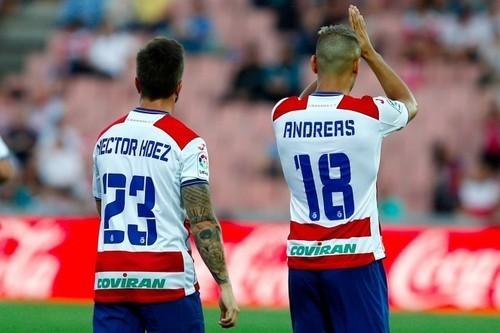 Гранада упустила шанс стать лидером Ла Лиги