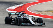 Ферстаппен и Хэмилтон - быстрейшие в стартовых практиках Гран-при США