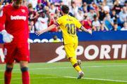 Леванте - Барселона - 3:1. Видео голов и обзор матча