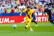Месси забил 500-й гол левой ногой за Барселону