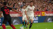 Атлетико поделил очки с Севильей в 300-м матче Симеоне