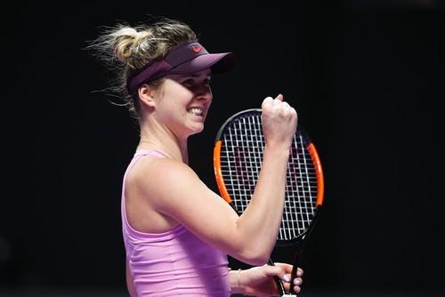 Элина Свитолина – в финале Итогового турнира WTA