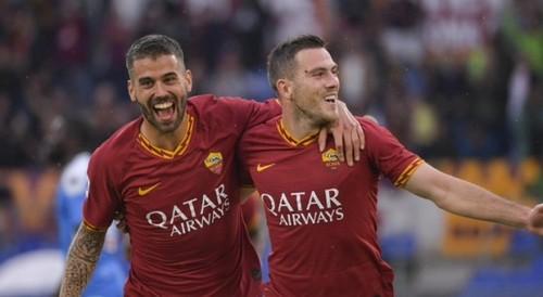 Серия A. Рома обыграла Наполи и поднялась в топ-3