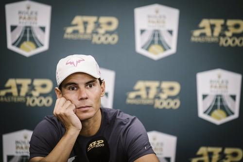 Турнир ATP встолице франции : Надаль иДжокович— вполуфинале, Монфис оставляет  состязания
