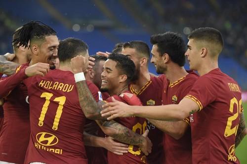 Рома - Наполи - 2:1. Видео голов и обзор матча