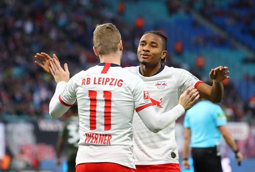 РБ Лейпциг - Майнц - 8:0. Видео голов и обзор матча
