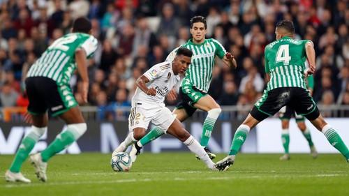 Реал не сумел воспользоваться осечкой Барселоны