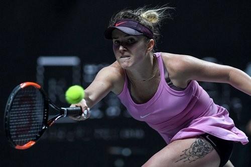 Свитолина вышла в финал Итогового турнира, Шахтер разобрался с Карпатами