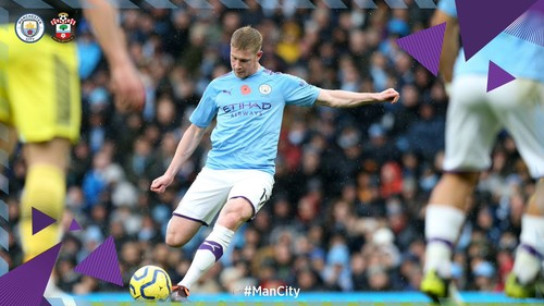Манчестер Сити - Саутгемптон - 2:1. Видео голов и обзор матча