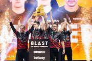 FaZe Clan – чемпионы BLAST Pro Series, NaVi на третьем месте